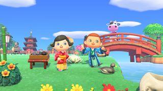 Animal Crossing: New Horizons Cowherd and Weaver Girl Day items