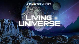 Art for CuriosityStream's Living Universe