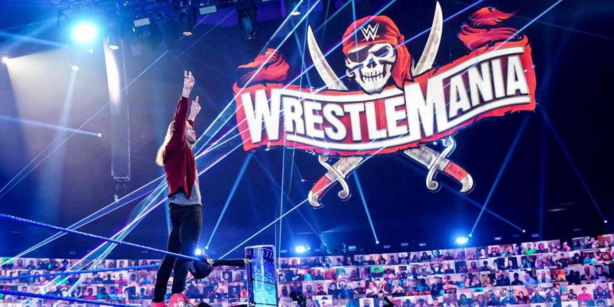Edge on SmackDown