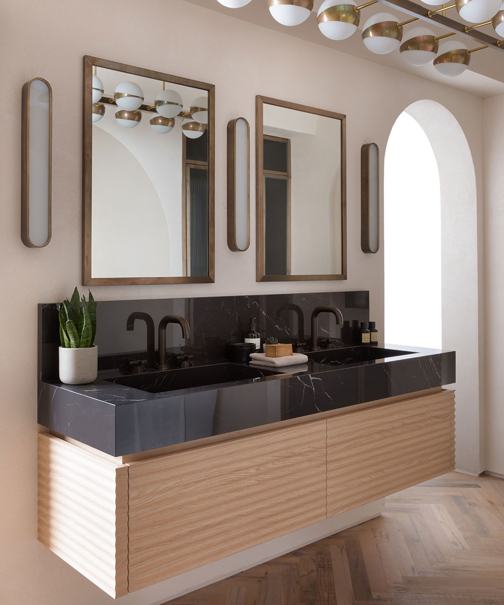 Bathroom trends 15 – inspiring new looks for your space