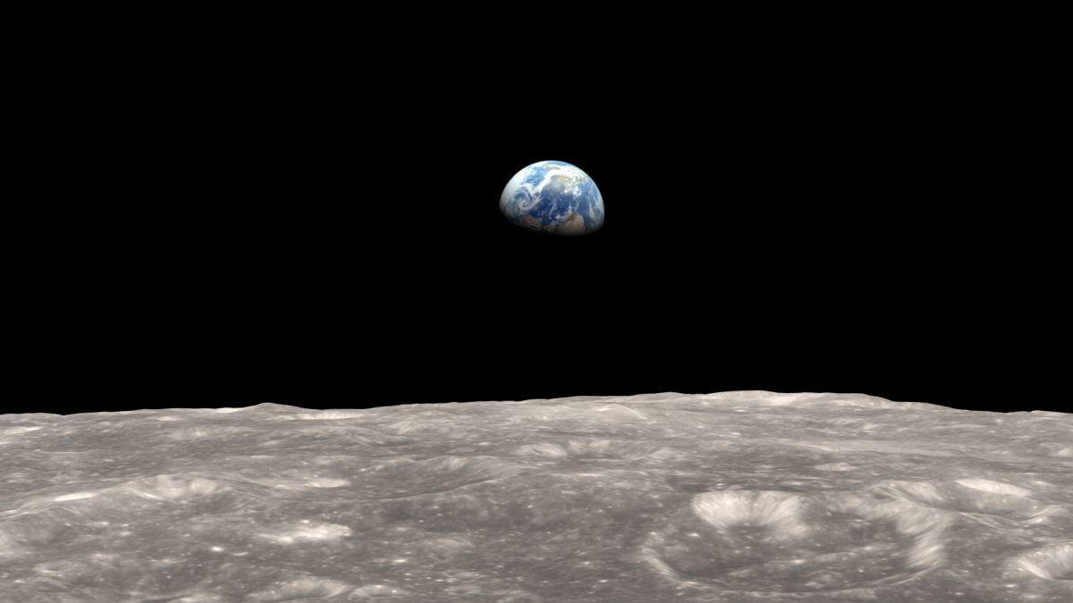 Moon Bumps: Earth's Gravity Creates Lunar Bulges | Space