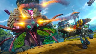 Ratchet and Clank - Best Ps4 Pro Games