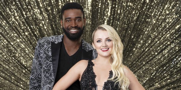 Dancing with the Stars Keo Motsepe Evanna Lynch ABC