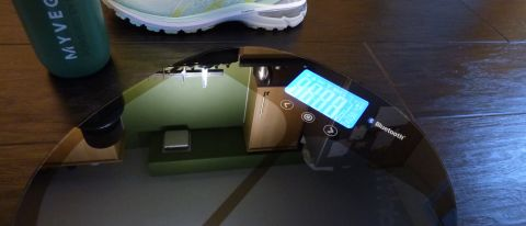Salter Curve Bluetooth Smart Analyser Bathroom Scale