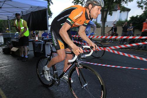 Simon Warren, Rollapuluza Urban Hill Climb 2010