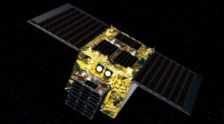 Astroscale's ELSA-d spacecraft
