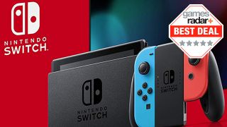 Get a free controller and case with this cheap Nintendo Switch deal