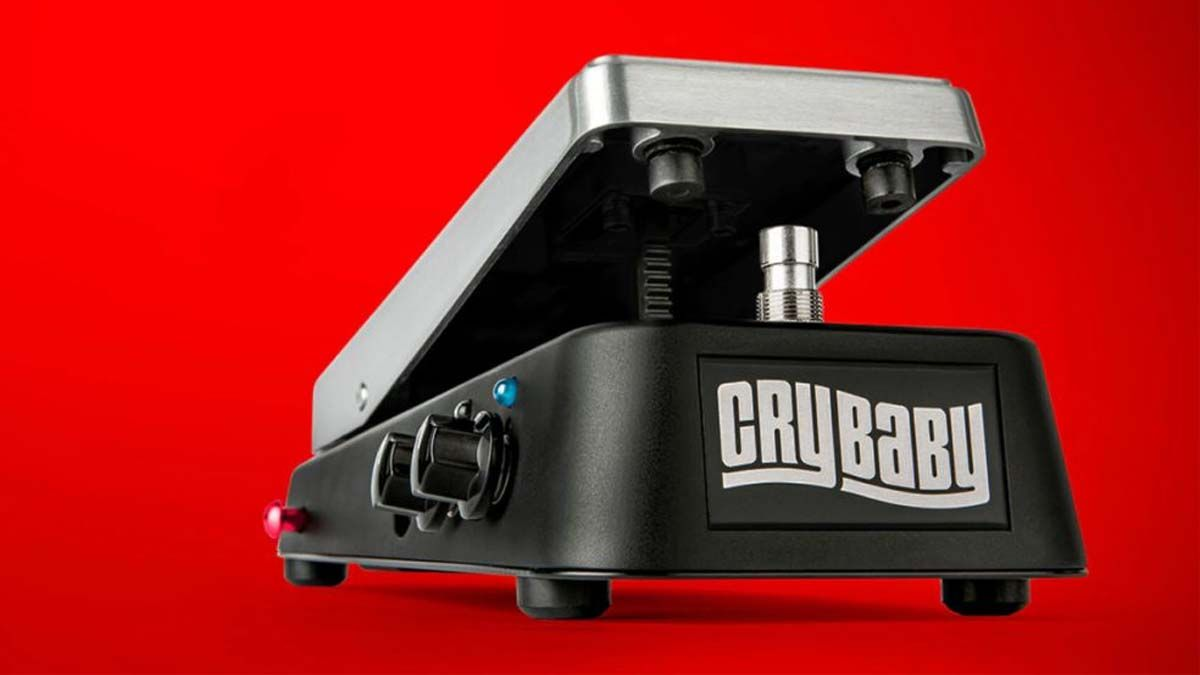 Dunlop launches the Cry Baby Custom Badass Dual-Inductor Edition Wah