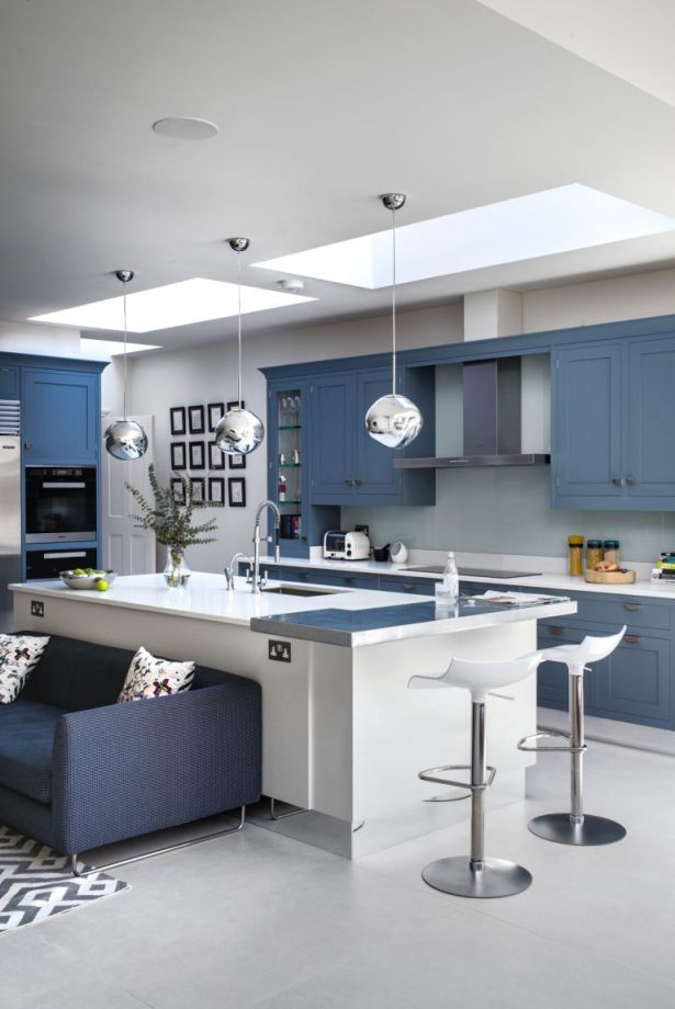 Modern Kitchen Islands: Cool Kitchen Island Ideas