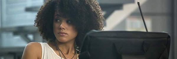 Nathalie Emmanuel in The Fate of the Furious