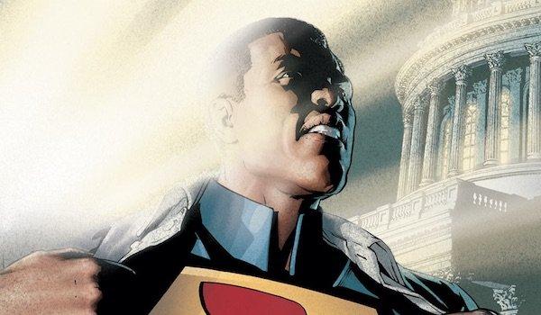 Calvin Ellis DC Comics