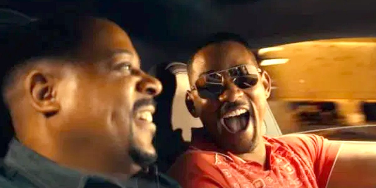 Bad Boys for Life Martin Lawrence and Will Smith