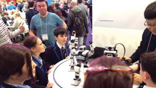 A Report on the BETT Show in London