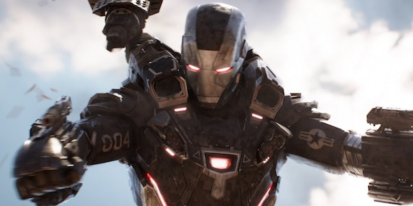War Machine in Infinity War