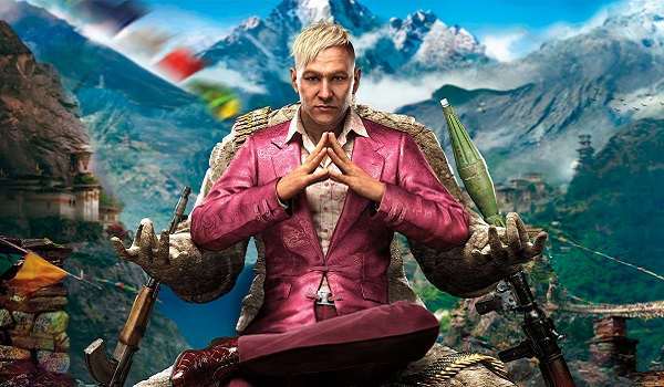 Pagan Min from Far Cry 4
