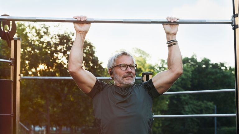 Resistance training to lose weight over 50