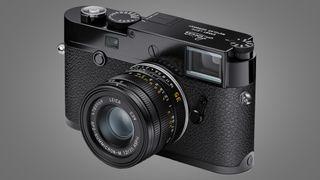 Leica M-10R Black Paint edition
