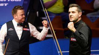 Snooker Live Stream — Selby vs Murphy