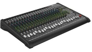 RCF 16 & 24-channel L-Pad Mixers