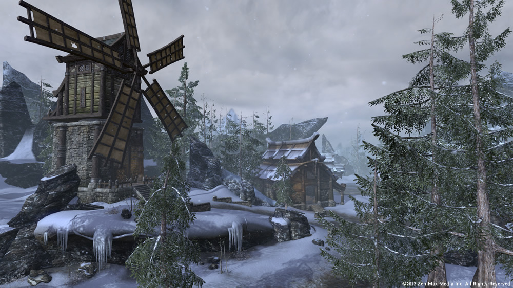 Elder Scrolls Online Beta Returns Today, NDA Still In Effect #30288