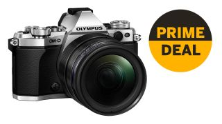 Amazon hammers Olympus E-M5 II + 12-40mm Pro down to £1,029 for Prime Day
