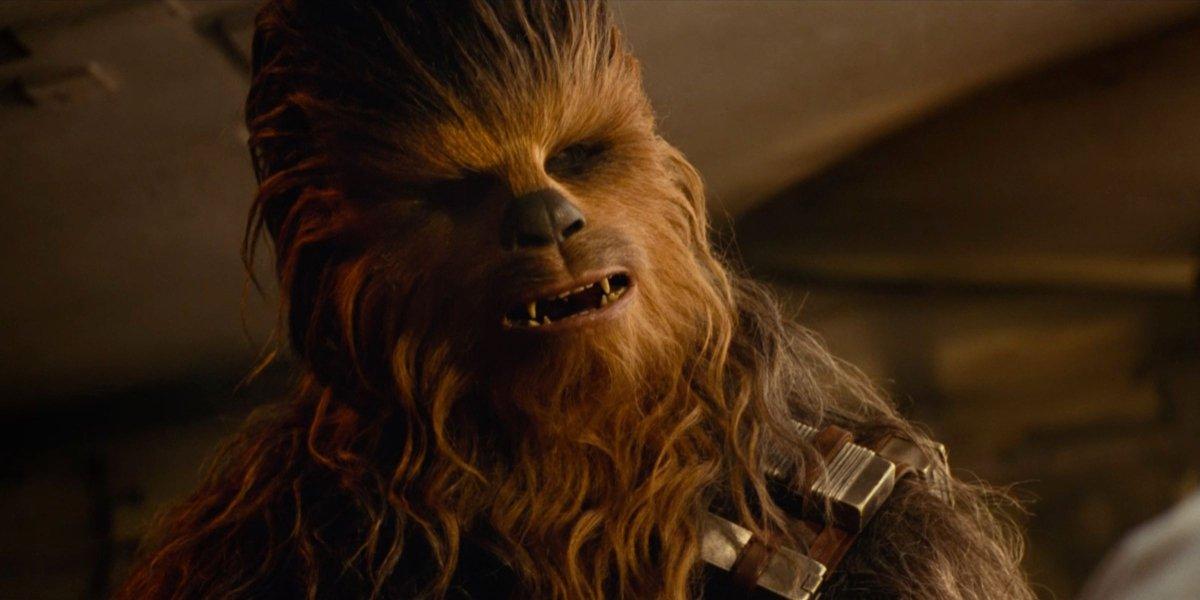 Joonas Suotamo in Star Wars: The Rise of Skywalker