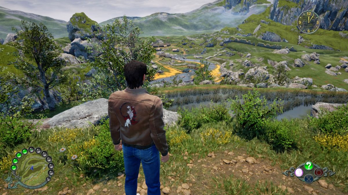 Shenmue 3 has a letter to fans from Yu Suzuki, and he's already talking Shenmue 4