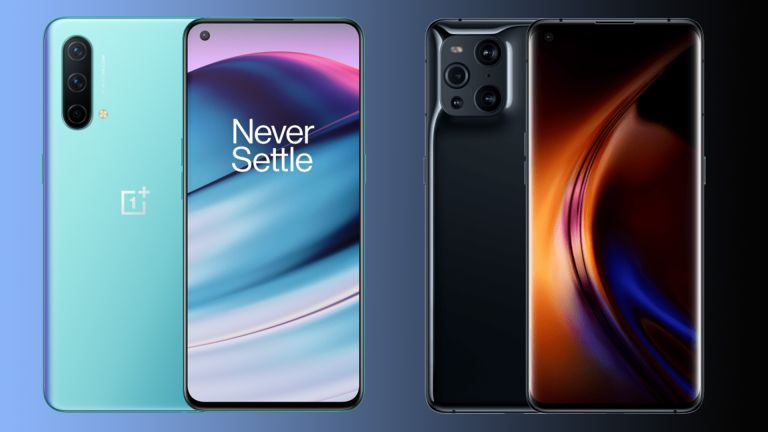 Oppo and OnePlus