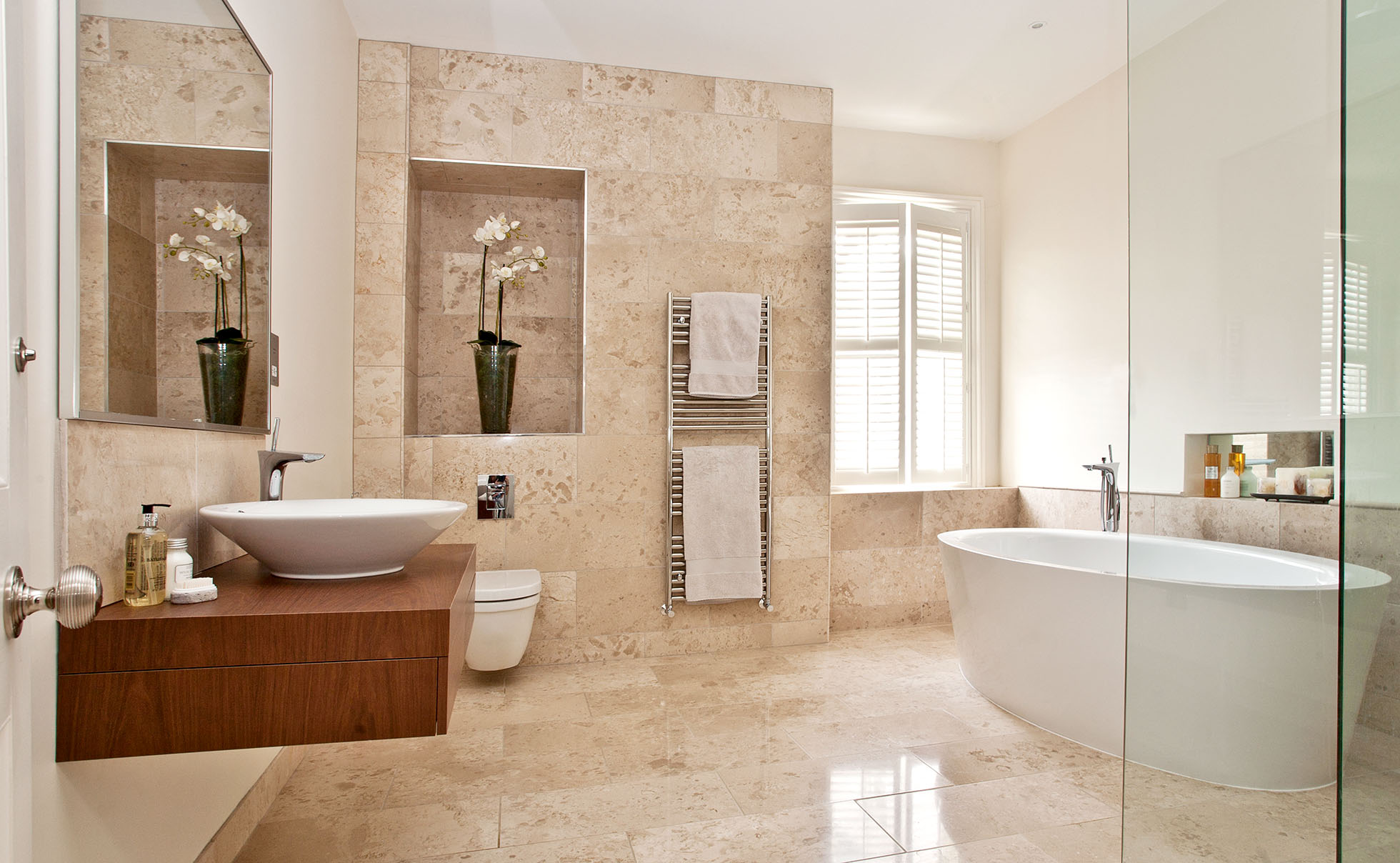 Creating a stylish en suite | Real Homes