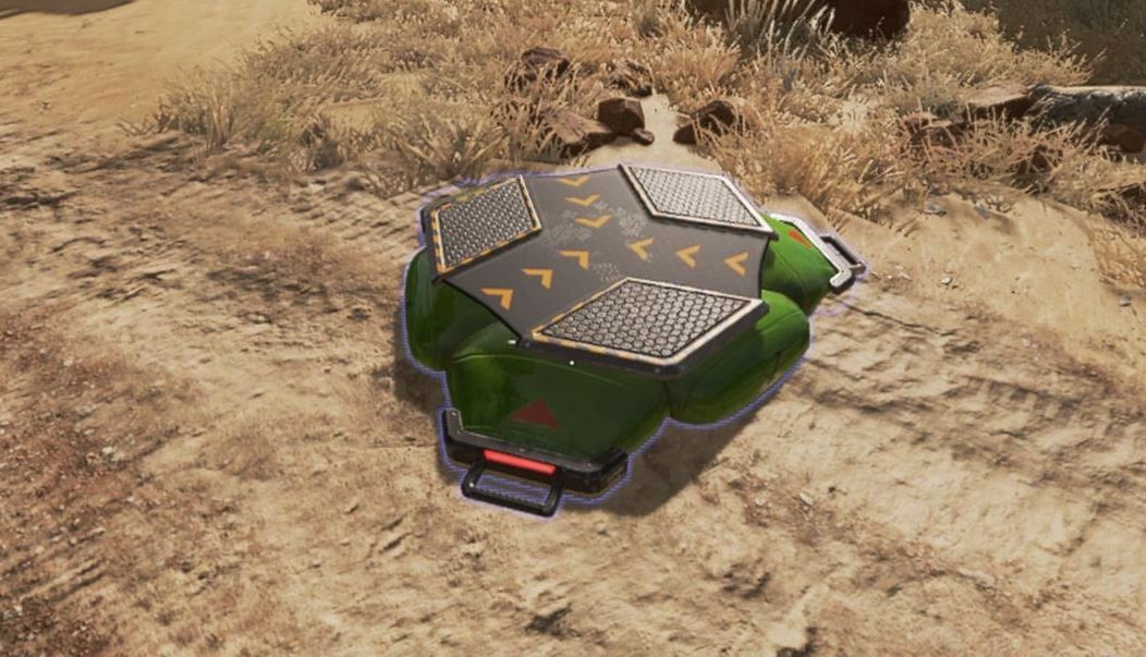 Here's how Apex Legends' launch pads work