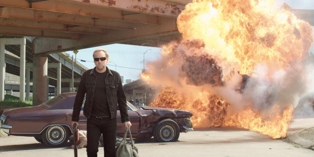 Nicolas Cage - Drive Angry 3D
