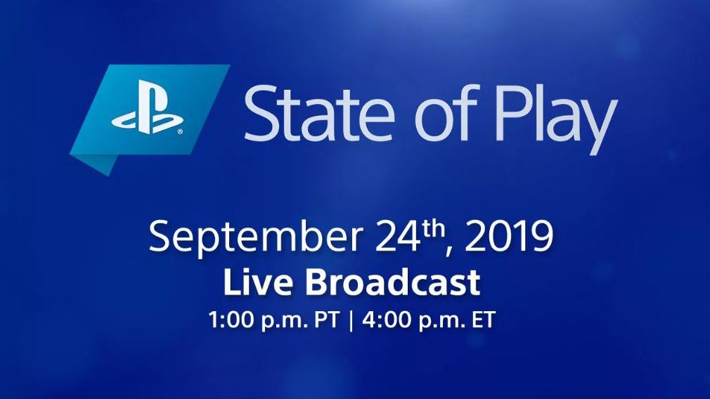 Sony's next State of Play teases 'new game reveals' – but don't expect PS5 news