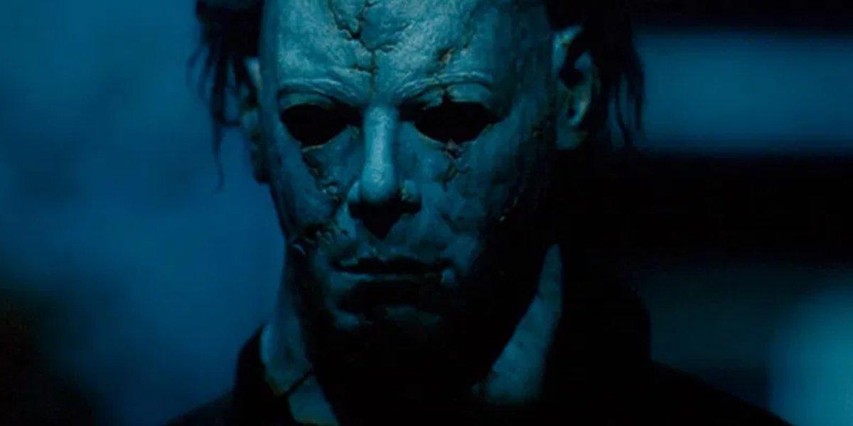Tyler Mane as Michael Myers in Halloween