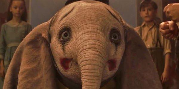 Dumbo 2019 clown