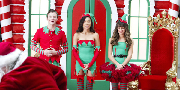 glee watch season 5 episode 8 previously unaired christmas cinemablend - Glee Previously Unaired Christmas