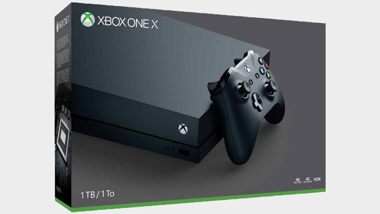 How Cheap Will Xbox One X Get During The Cyber Monday Sales Gamesradar