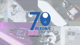 Sekonic 70th anniversary