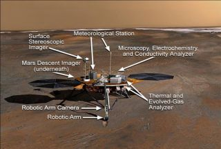 Phoenix Spacecraft Passes In-Flight Tests