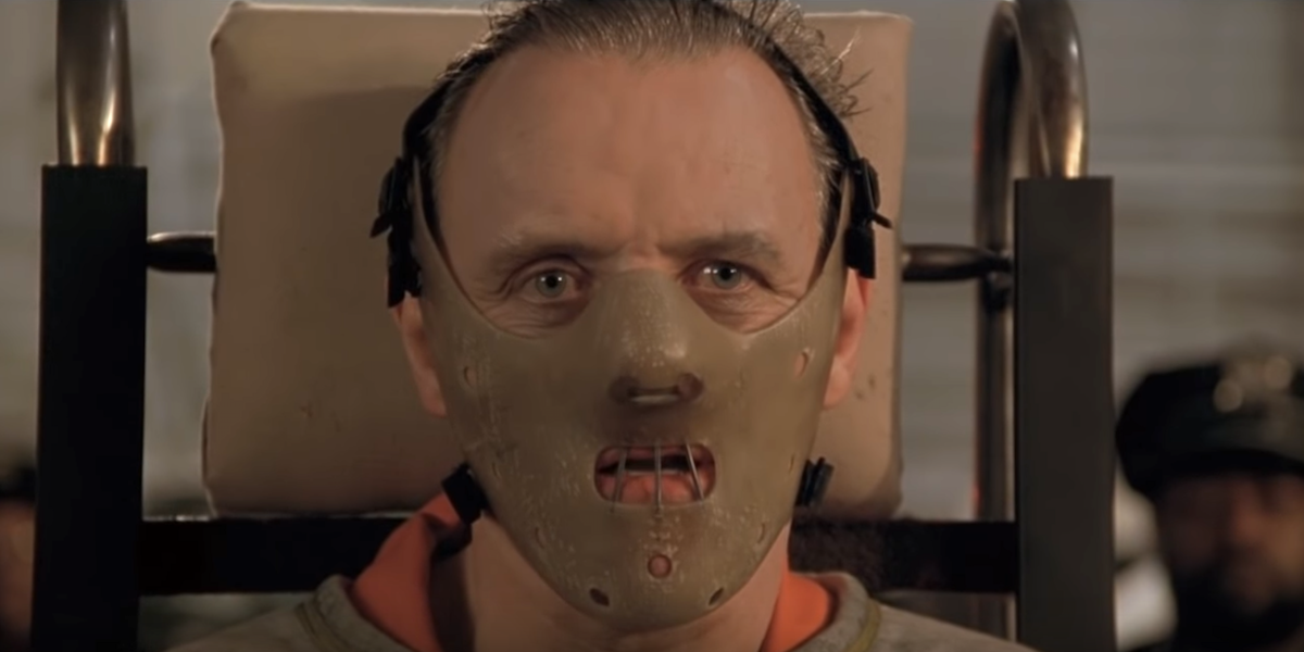 the silence of the lambs hannibal lecter anthony hopkins