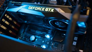 GeForce GTX graphics card