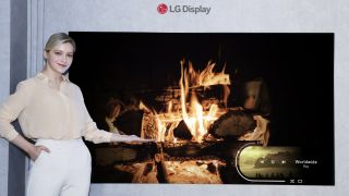 LG Display announces 42-in OLED