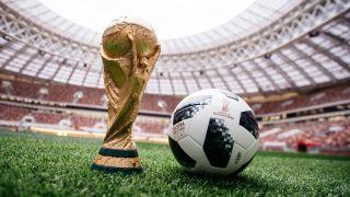 VM-pokalen under senaste VM i Ryssland