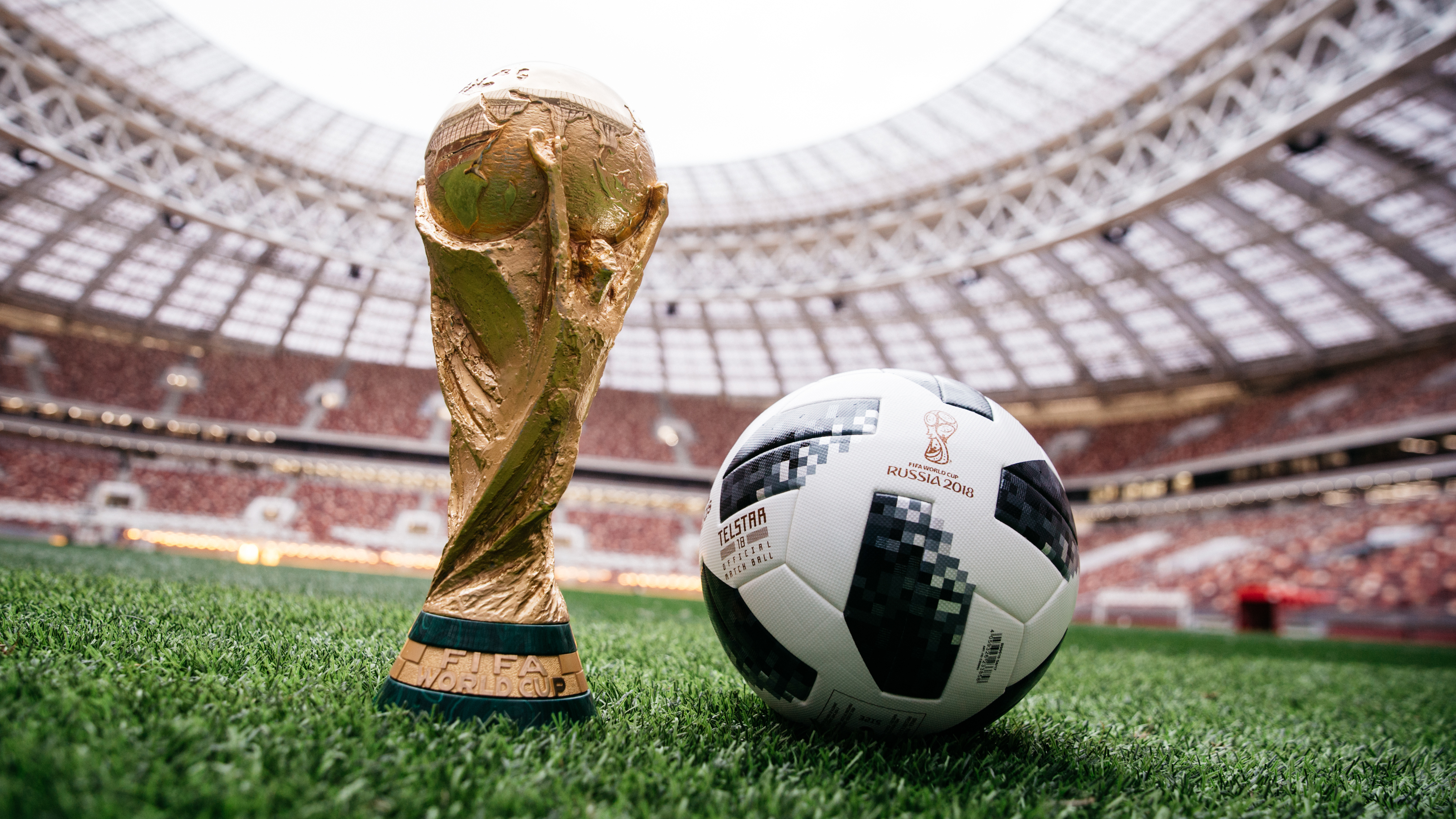 Satellites and microchips the surprising tech behind the World Cup ball