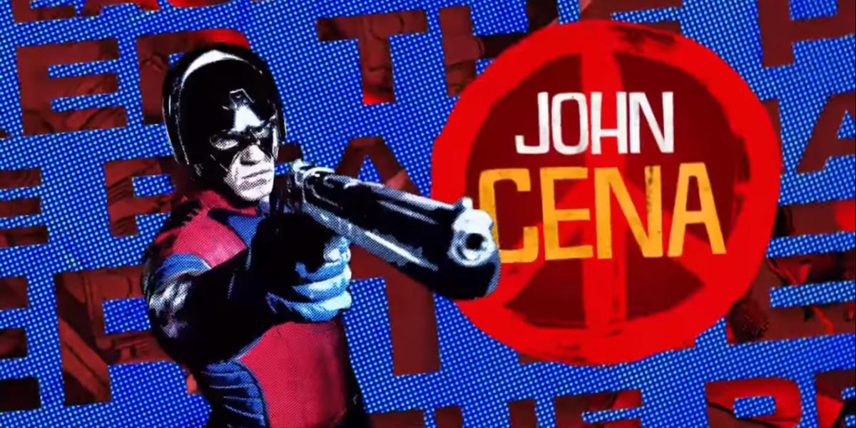 John Cena in The Suicide Squad Announcement Trailer