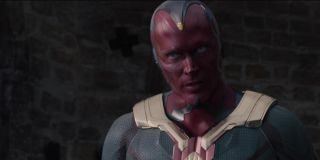 Paul Bettany's Vision in Avengers: Age of Ultron