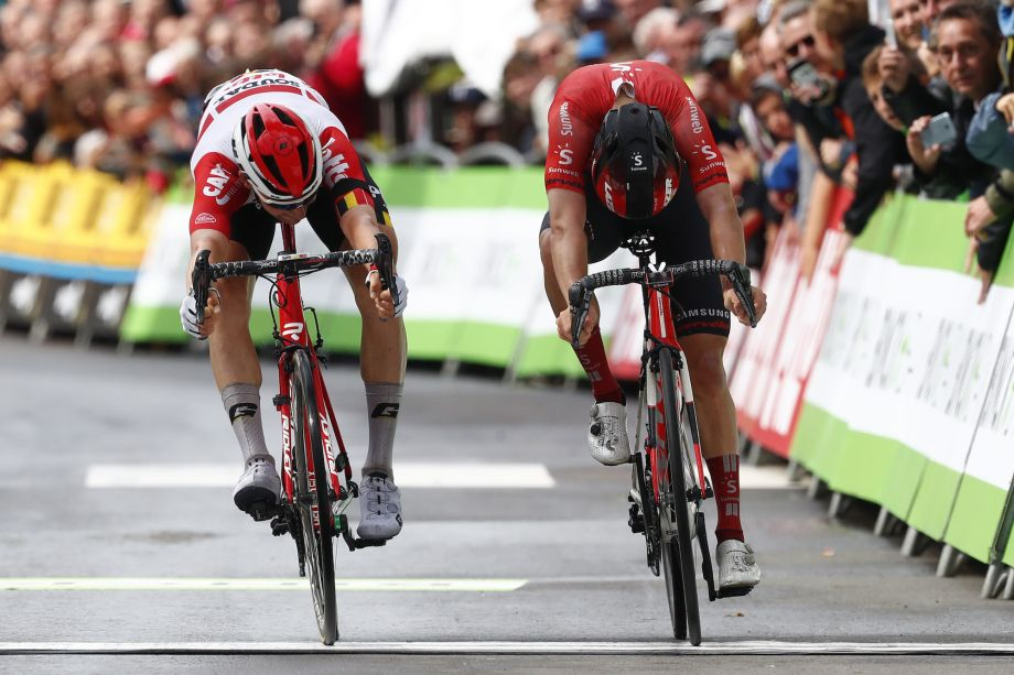 Tim Wellens takes emotional victory on stage four of BinckBank Tour 2019