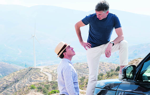 It's the end of Steve Coogan and Rob Brydon's road trip from Santander to Málaga and, like the Spanish liqueur pacharán, it's more bitter than sweet.
