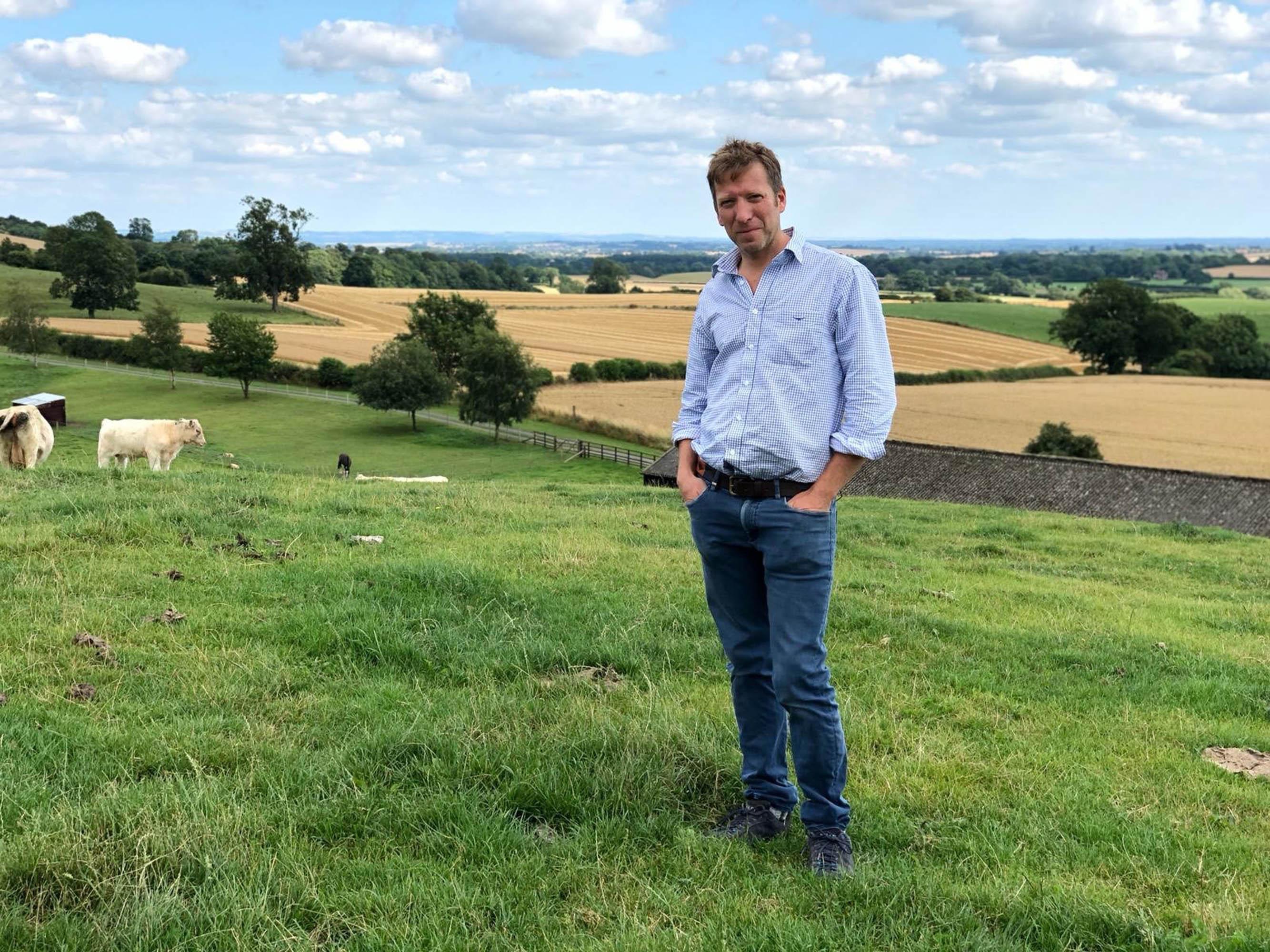 El veterinario Julian Norton en Yorkshire Vet
