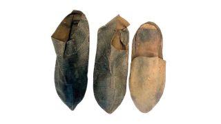 米开朗基罗所谓的鞋子,在佛罗伦萨的Casa Buonarroti博物馆收藏。