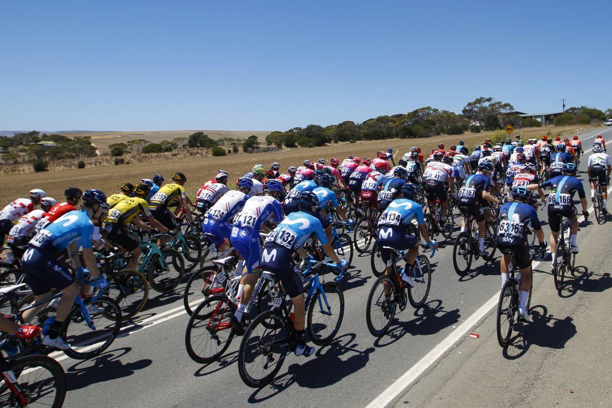 Tour Down Under set to take place despite Australian bushfires